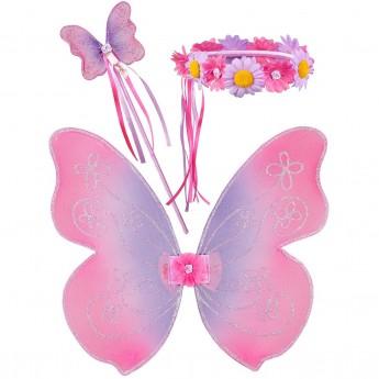 Skrzydła, korona i różdżka Violetta, Souza For Kids