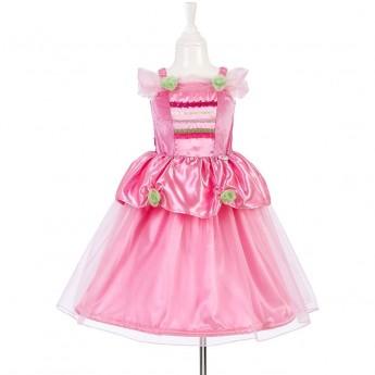 Sukienka balowa różowa dla dziewczyn Anastasia 3-4 lata, Souza!