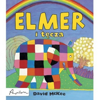 Elmer i tęcza - David McKee, Wyd. Papilon
