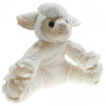 Biała owieczka Frippon przytulanka, Les Petites Marie