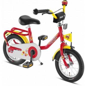 Rower Z 2 czerwony, Puky