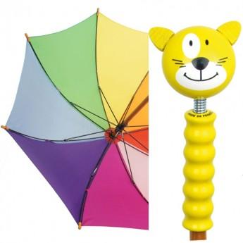 Parasolka Kot żółty, Vilac