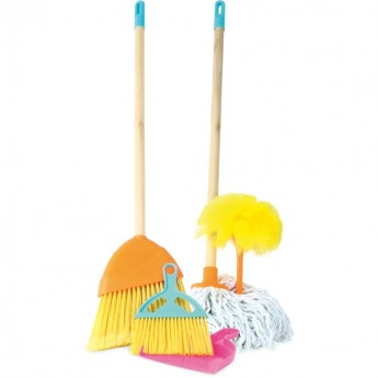 Zestaw do sprzątania zabawka dla dzieci, Vilac