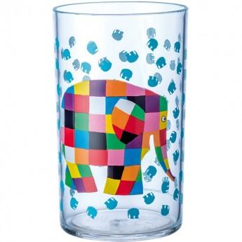 Kubek akrylowy Słoń Elmer, Petit Jour