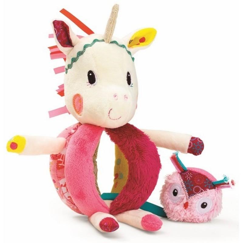 Zabawka manipulacyjna Jednorożec Louise, Lilliputiens