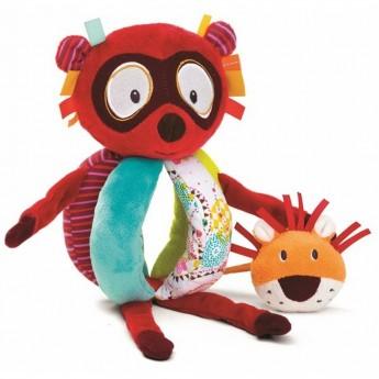 Zabawka edukacyjna Lemur Georges, Lilliputiens