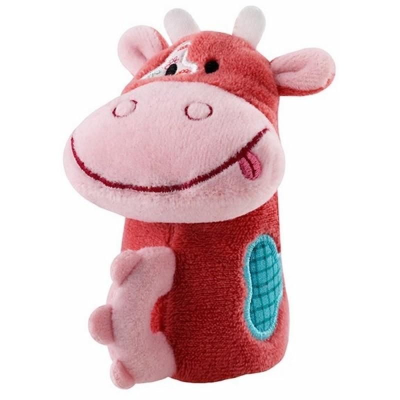 Zabawka z dzwoneczkiem Krowa Vicky, Lilliputiens