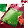 Haba Dywan dla dzieci Łąka Motyli wełniany 135x105cm