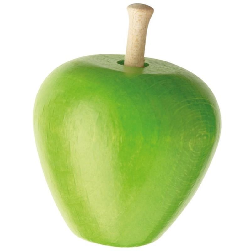 Haba Jabłko drewniane, zabawa w sklep i gotowanie