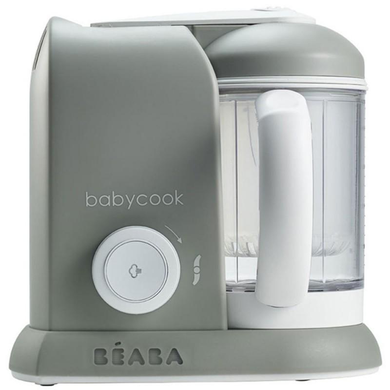 Babycook® Solo 4w1 Grey, Beaba