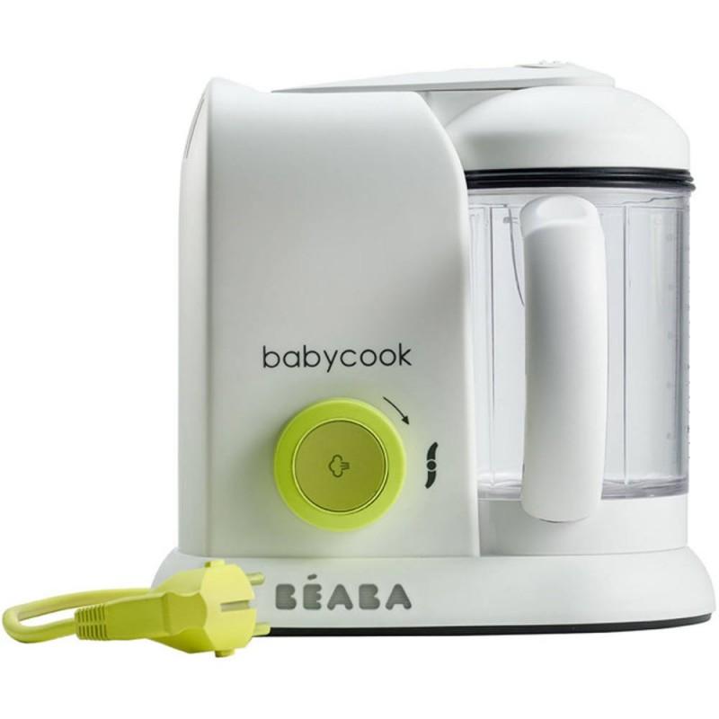 Babycook® Solo 4w1 Neon, Beaba