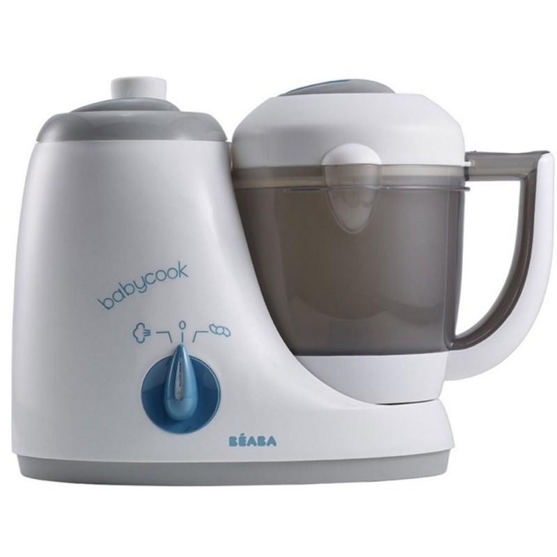 Babycook® Original 4w1 grey/blue, Beaba