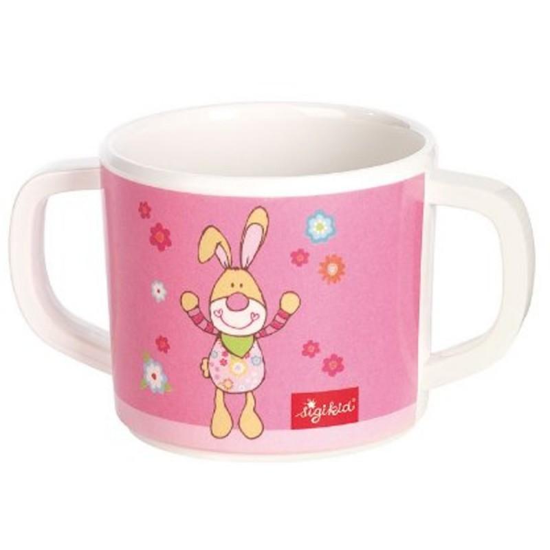 Kubek z uszami Bungee Bunny, Sigikid