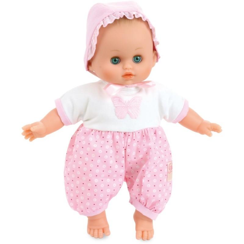 Lalka bobas dla dzieci 28cm Celine, Petitcollin