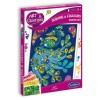 Obrazy z cekinami Paw dla dzieci +8, SentoSphere