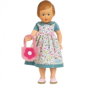 Lalka dla dzieci Francoise Segur 40cm Vintage, Petitcollin