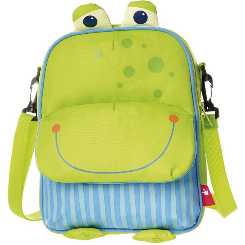 Plecak i torba 2w1 Żaba, Sigikid