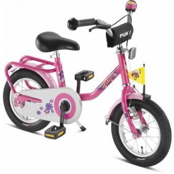 Rower Z 2 różowy, Puky