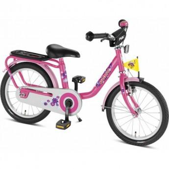 Rower Z 6 różowy, Puky