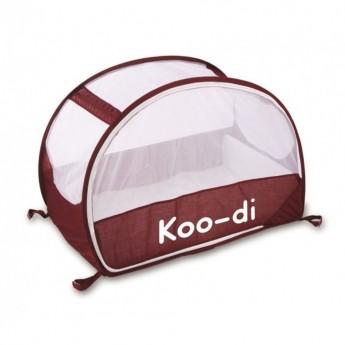 Bubble Cot Aubergine łóżeczko turystyczne pop-up, Koo-di