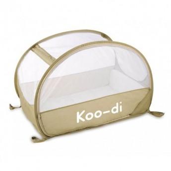 Bubble Cot Cafe Cream łóżeczko turystyczne pop-up, Koo-di