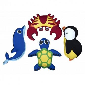 Funky Floaties Zabawka do nauki pływania, SwimFin