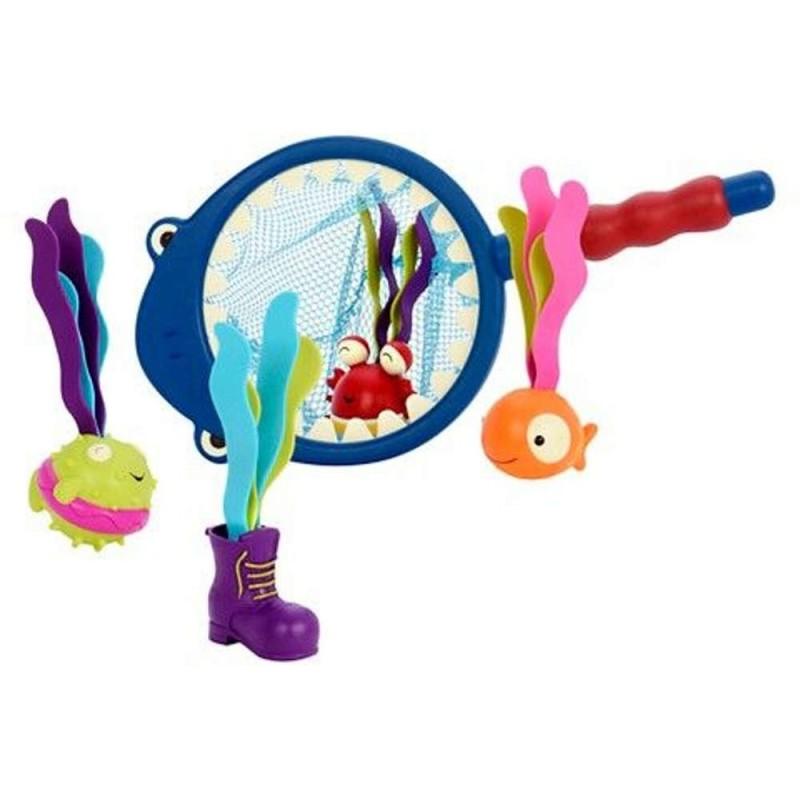 Rekin Finley zabawka łowienie rybek w kąpieli, B.Toys