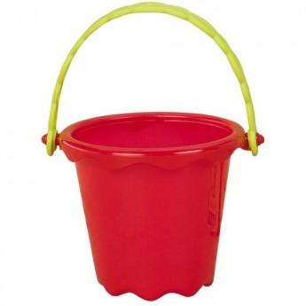 Pocket Pail Wiaderko czerwone, B.Toys
