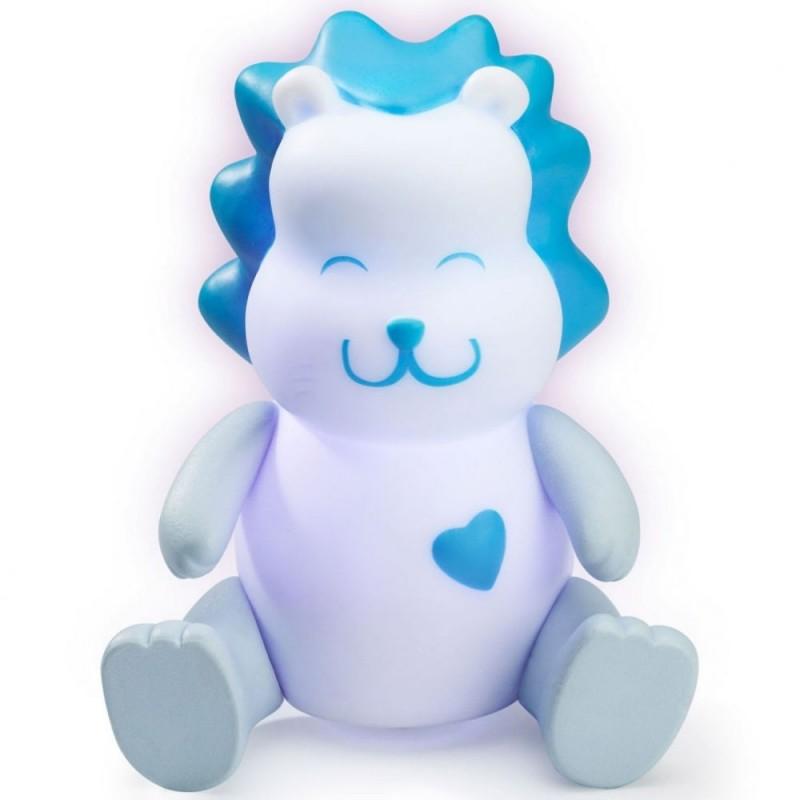 Zabawka święcąca Lumilove Savanoo niebieski lew +10m, Pabobo