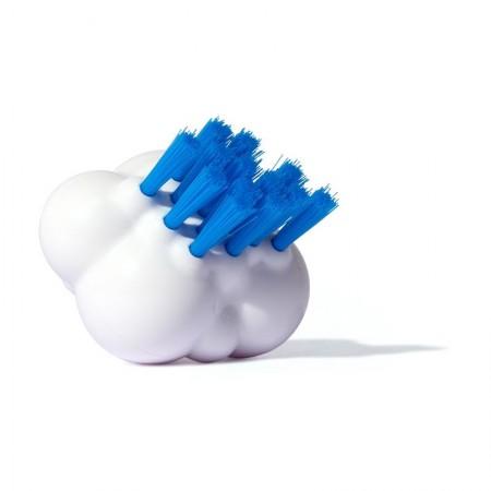 Szczoteczka chmura Plui Brush zabawka do kąpieli +3