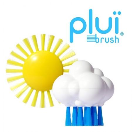 Szczotka Słoneczko Plui Brush zabawka do kąpieli +3