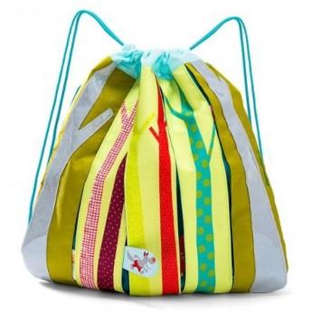 Plecak worek dla dzieci do szkoły Bajkowy Las, Lilliputiens