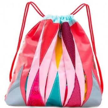 Plecak worek dla dzieci do szkoły Cyrk, Lilliputiens