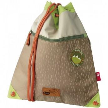 Plecak worek dla dzieci do przedszkola Forest Grizzly, Sigikid
