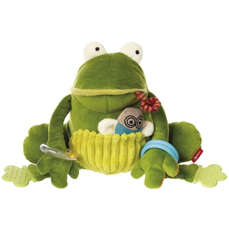 Interaktywna żaba PlayQ, Sigikid