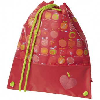 Plecak worek dla dzieci do przedszkola Jabłka, Sigikid