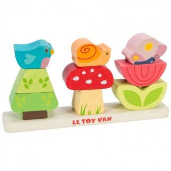 Nakładanka Mój Ogródek, Le Toy Van