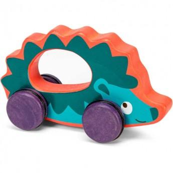Jeż Harrison na kółkach nauka raczkowania, Le Toy Van