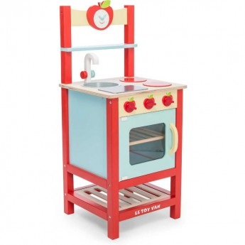 Le Toy Van Kuchnia drewniana Applewood zabawka od 3 lat