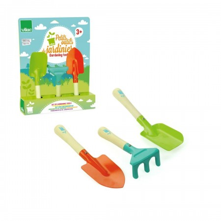 Narzędzia ogrodnicze dla dzieci, Vilac