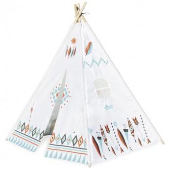 Tipi indiański Cheyenne -Ingela P.Arrhenius, VIlac