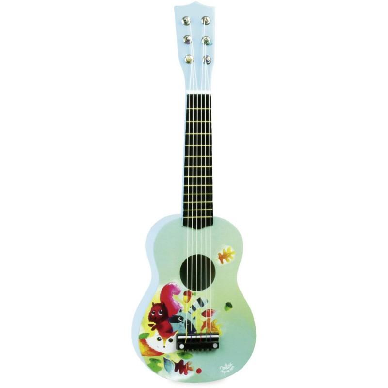 Gitara Las Woodland, Vilac
