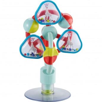 Żyrafa Sophie karuzela zabawka z przyssawką