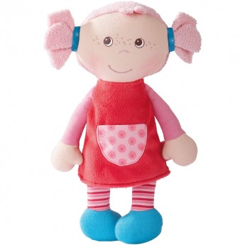 Haba lalka szmaciana Fiona dla niemowląt