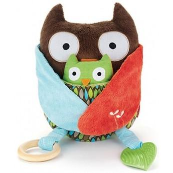 Skip Hop Zabawka edukacyjna Treetop Sowa dla niemowląt
