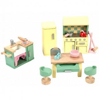 Kuchnia Daisylane do domków dla lalek, Le Toy Van