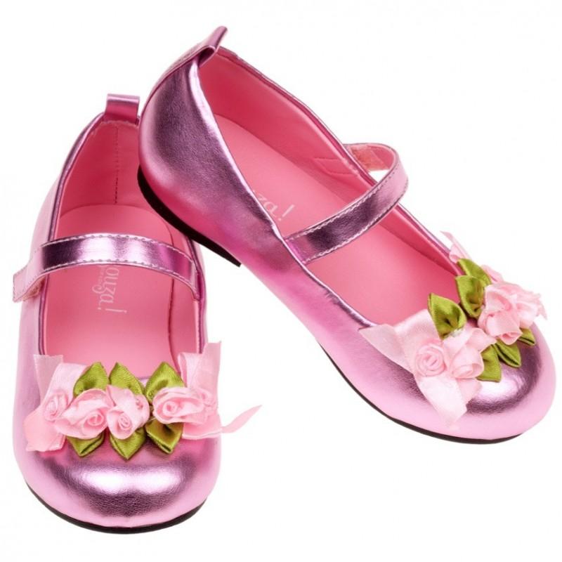 Eugenia buty metaliczny róż rozm. 22, Souza For Kids
