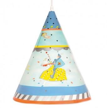 Lampa wisząca Rycerz dla dzieci, L'Oiseau Bateau