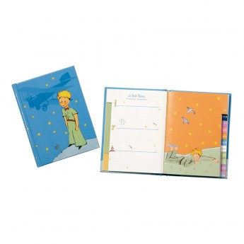 Skorowidz dla dzieci Mały Książę, 52 strony, Petit Jour