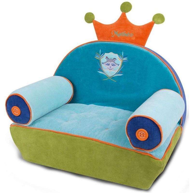 Fotel dla dzieci Szop Pracz, L'Oiseau Bateau